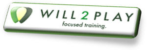 Will2Play Inc Logo and Motto